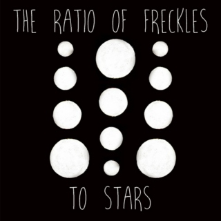 The Ratio of Freckles to Stars