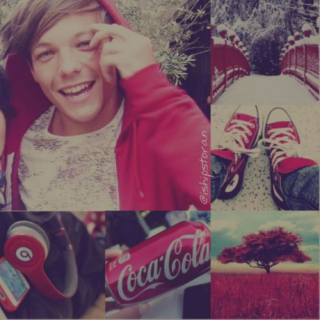Road Trip With Louis ♥