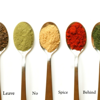Leave No Spice Behind