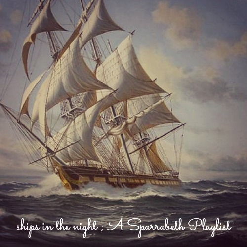 ~ships in the night~