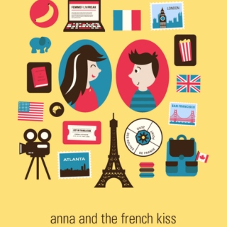 Home isn't a Place, it is a Person (An Anna and the French Kiss inspired playlist)