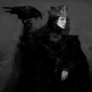 The Crow and the Evil Queen