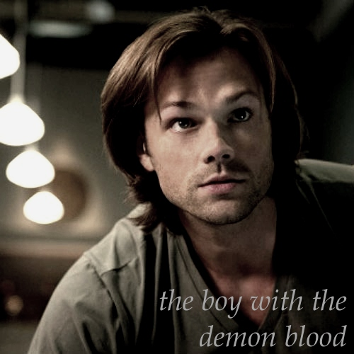 the boy with the demon blood