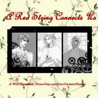 A Red String Connects Us