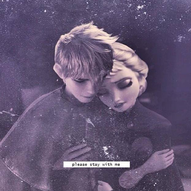 please stay with me ~ Jelsa