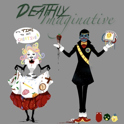 Deathly Imaginative