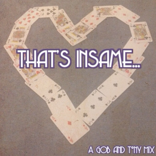 """That's insame"": A GOB/Tony Mix"