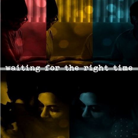 Waiting for the right time