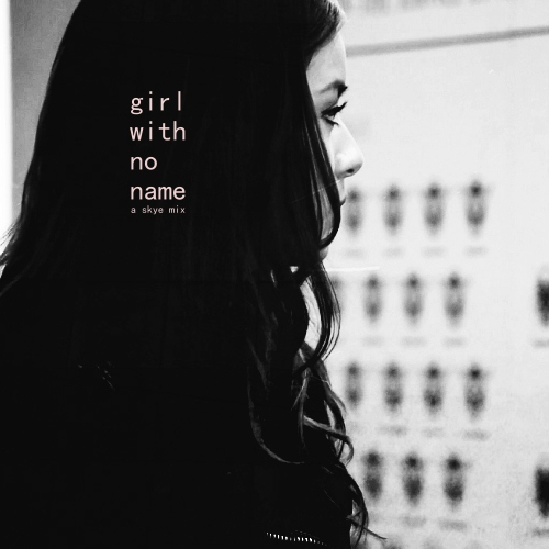 girl with no name