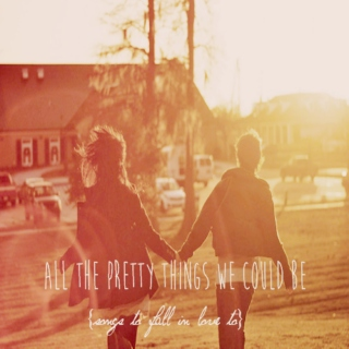 All the Pretty Things we Could be