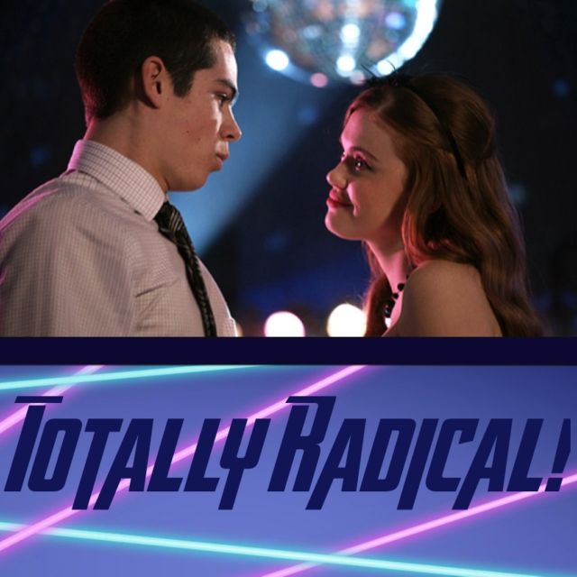 Totally Radical! (An 80's Stydia Mix)