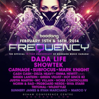 Frequency 2014