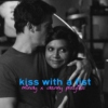kiss with a fist {mindy x danny playlist}