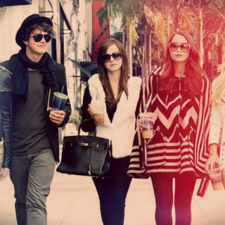 Bling Ring: An Imagined Soundtrack