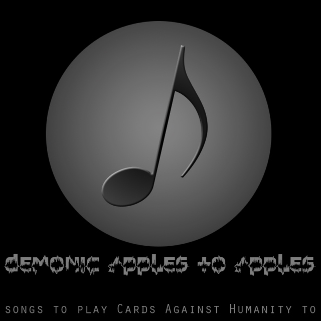 Demonic Apples to Apples