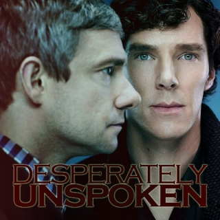 desperately unspoken [johnlock]