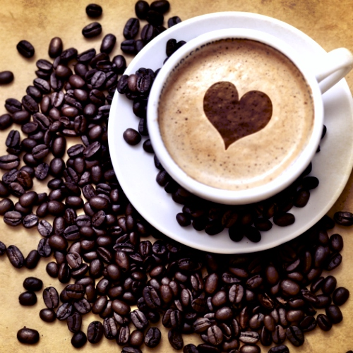 everything is better with coffee