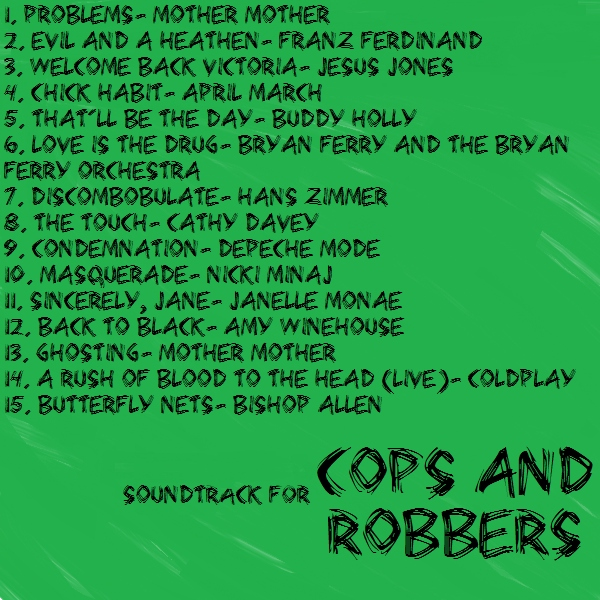 Cops and Robbers Mix