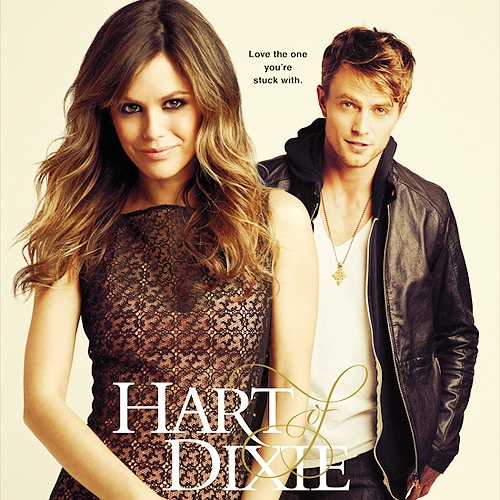 love the one you're stuck with: a hart of dixie s2 soundtrack