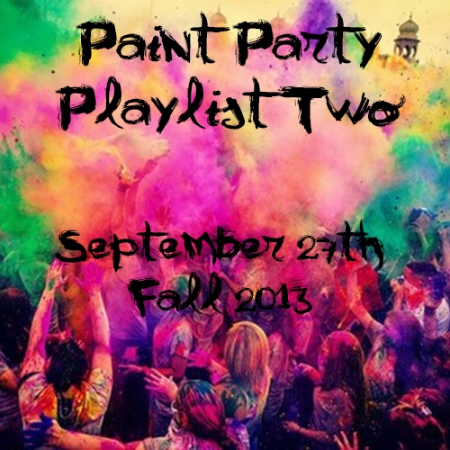 Paint Party - Two