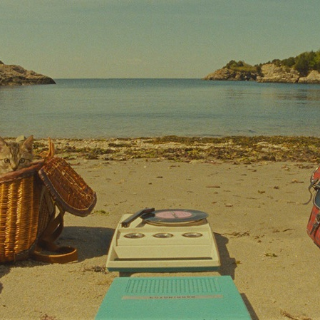 Soundtrack To An Imaginary Wes Anderson Film