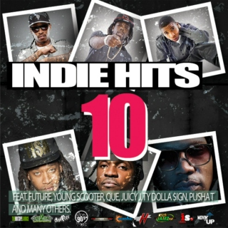 Indie Hits 10 hosted by Dj CellBlock