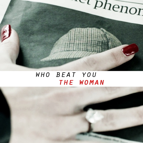 the woman who beat you