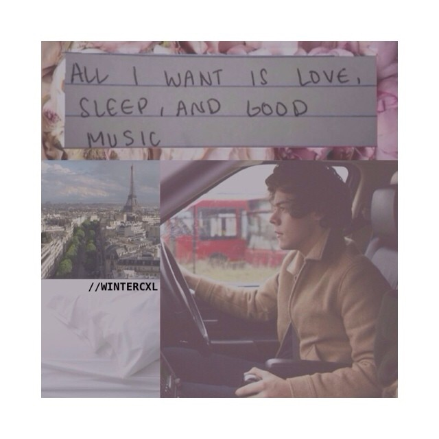 ♡music and harry styles♡
