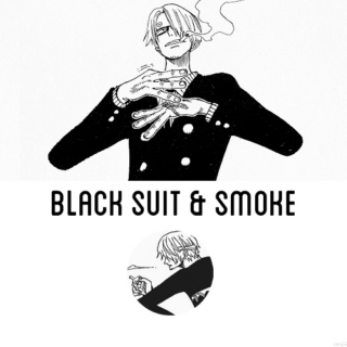Black Suit & Smoke