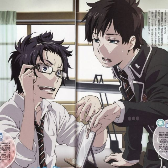 † Blue Exorcist †