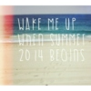 Countdown to Summer '14