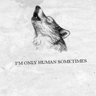 i'm only human sometimes