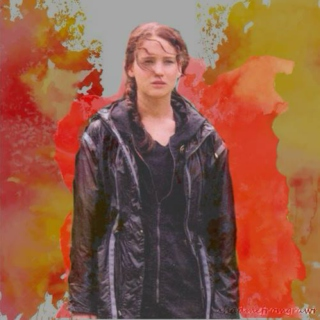 a reckoning of blood and fire {a katniss playlist}