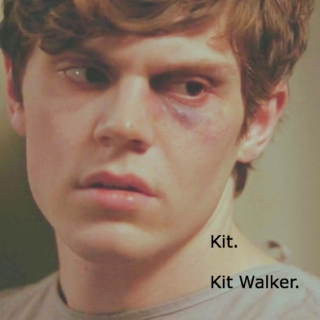 the name's ⒦⒤⒯; KIT WALKER