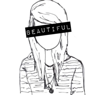♥ who says you're not beautiful ♥