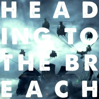 Heading to the Breach