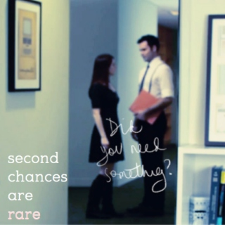 second chances are rare