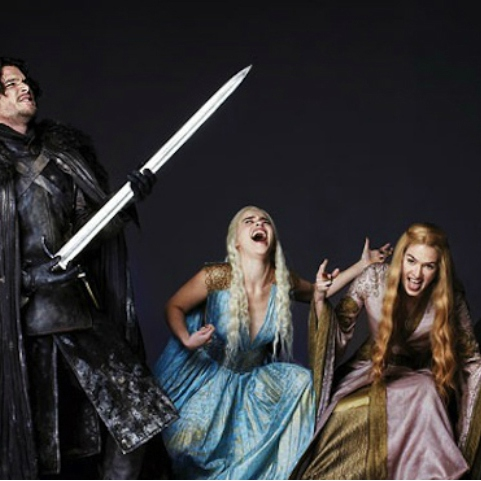 A Song of Ice and Fire : the Musical
