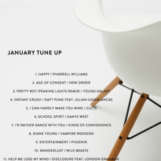 January Tune Up