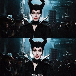 truly maleficent;