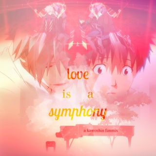 love is a symphony