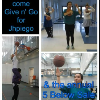 Give n' Go for Jhpiego