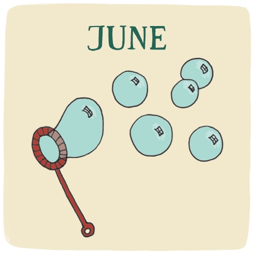 June: Let's Play!