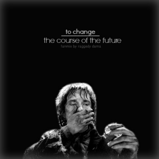 to change the course of the future