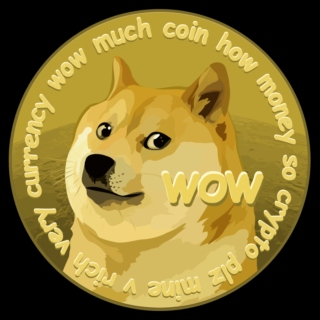 Dogecoin - Much Songs About The Moon