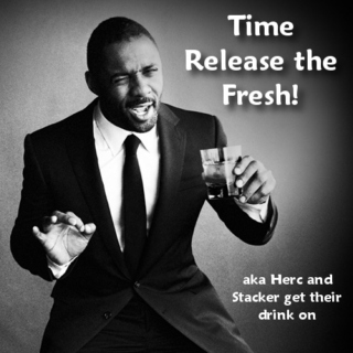 Time Release the Fresh