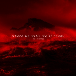 where we will; we'll roam.