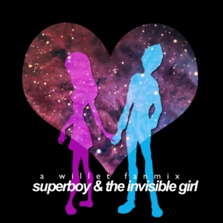 SUPERBOY & THE iNVISIBLE GIRL