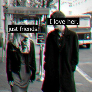 just friends.