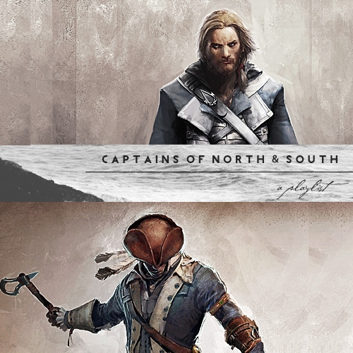 Captains of North & South